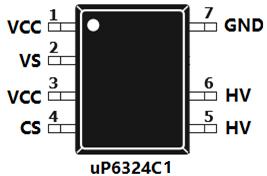 uP6324C1