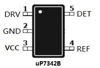 uP7342B