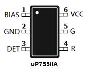 uP7358A